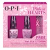 OPI Pink of Hearts Set